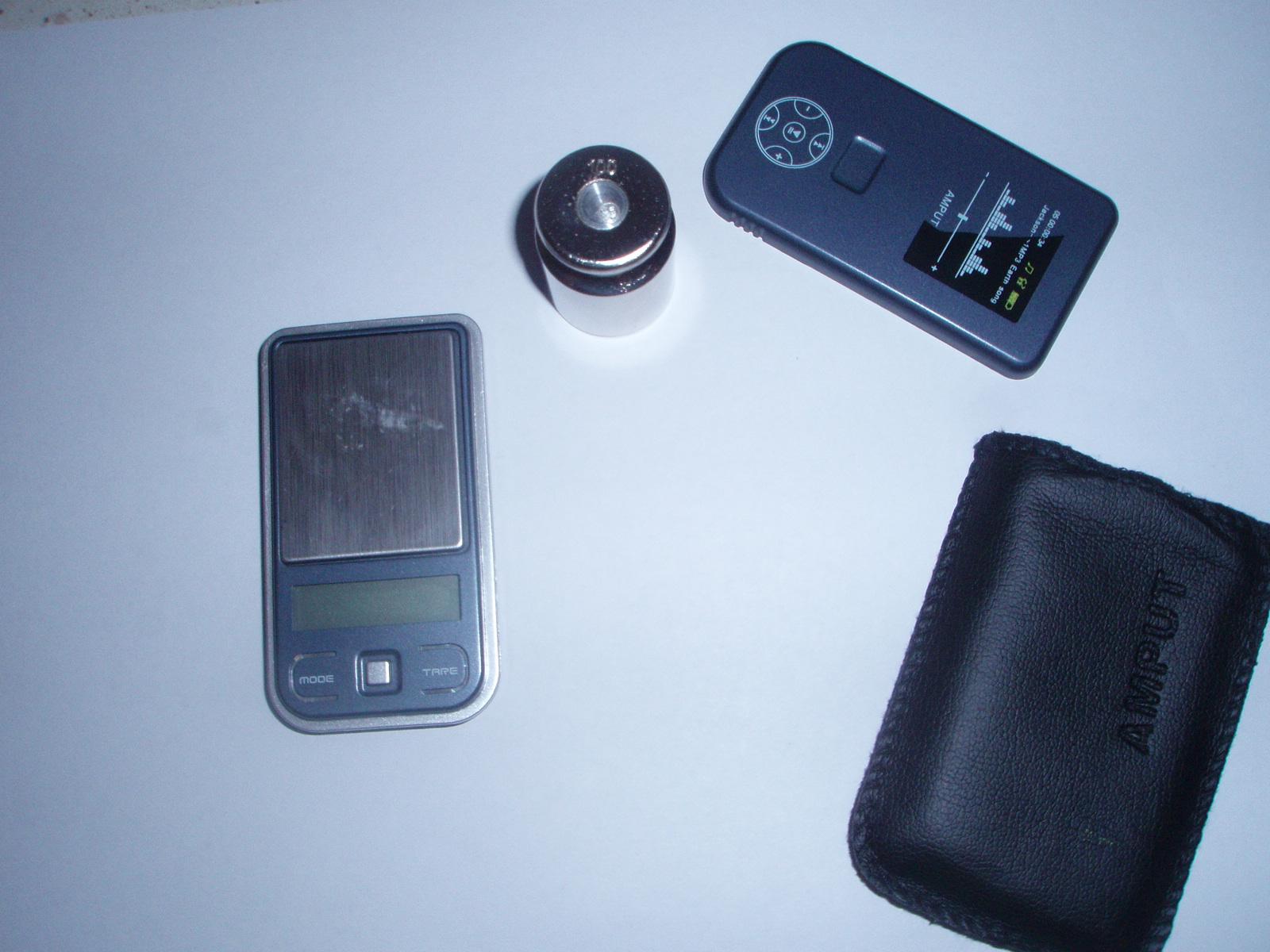Настройка весов DE21268,(фото 1)
