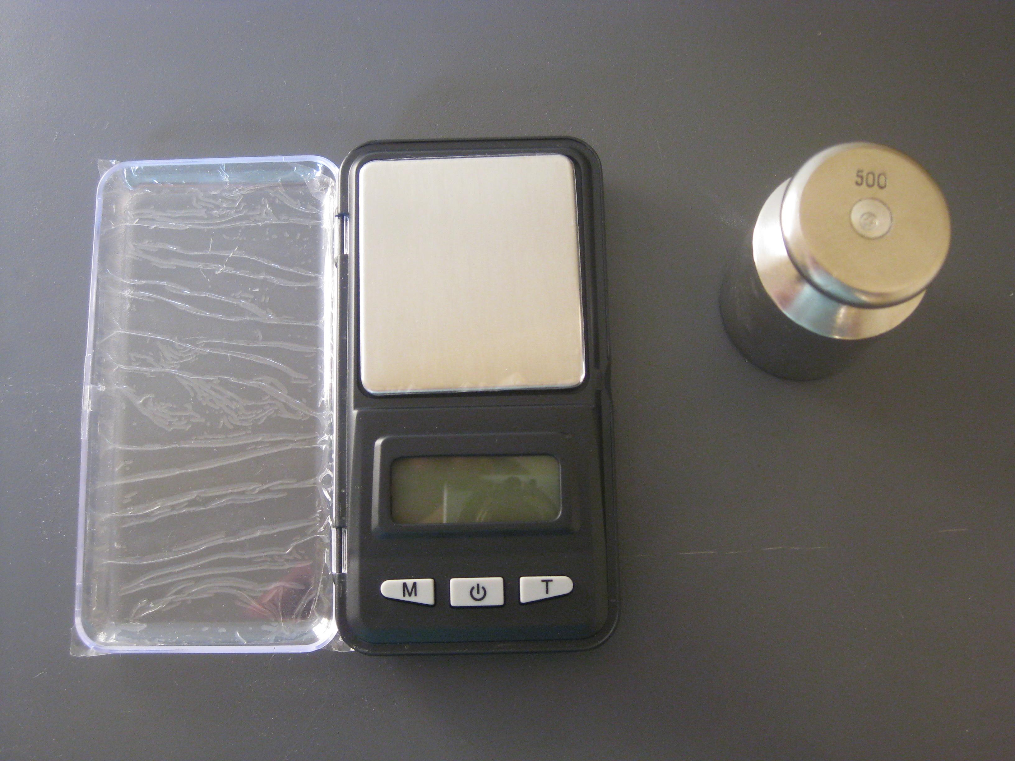 Настройка весов OEM500,(фото 1)