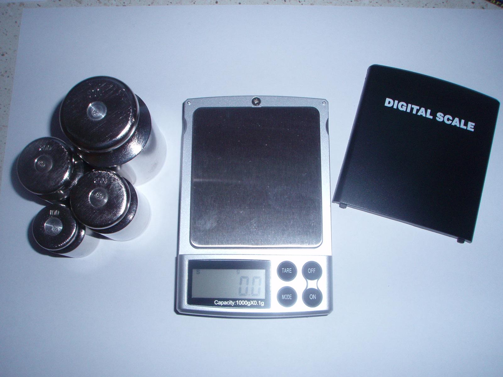 Настройка весов M1000,(фото 2)