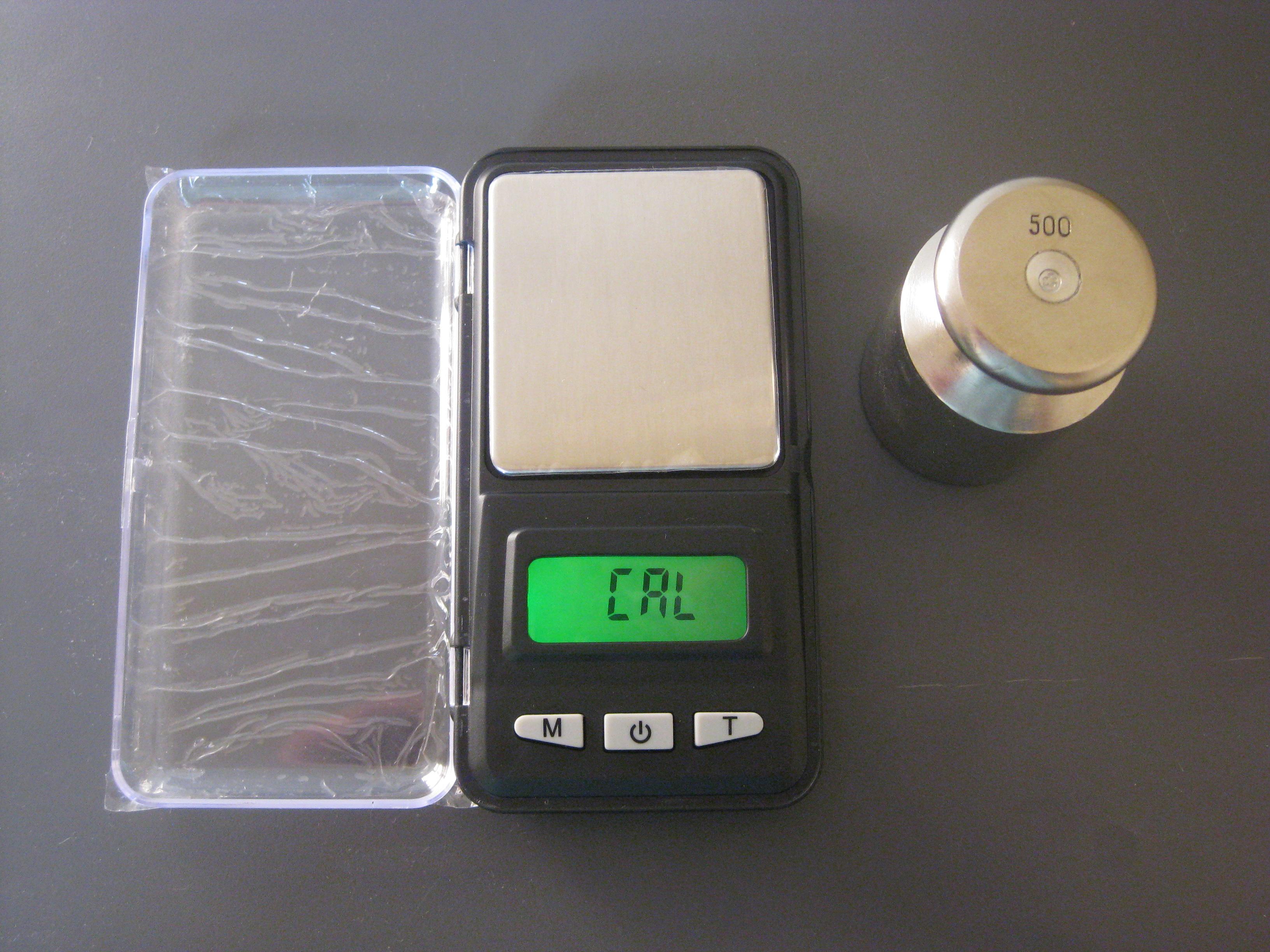 Настройка весов OEM500,(фото 3)