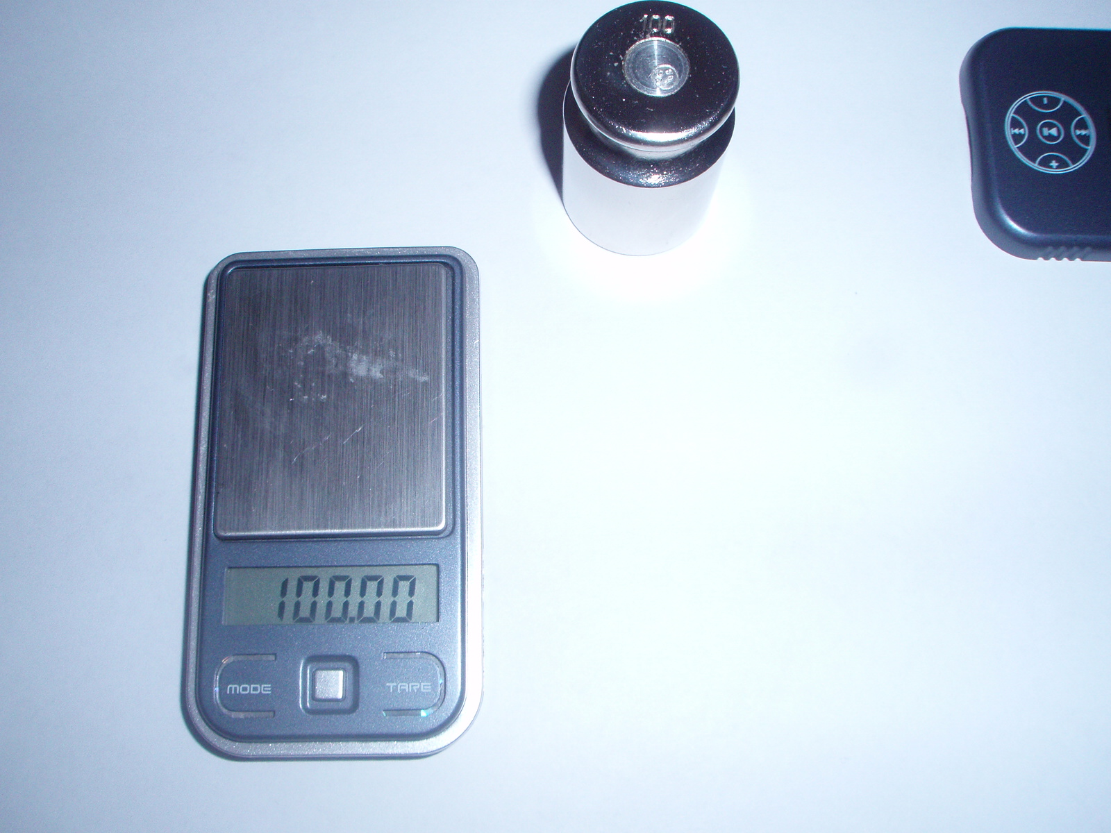 Настройка весов DE21268,(фото 4)