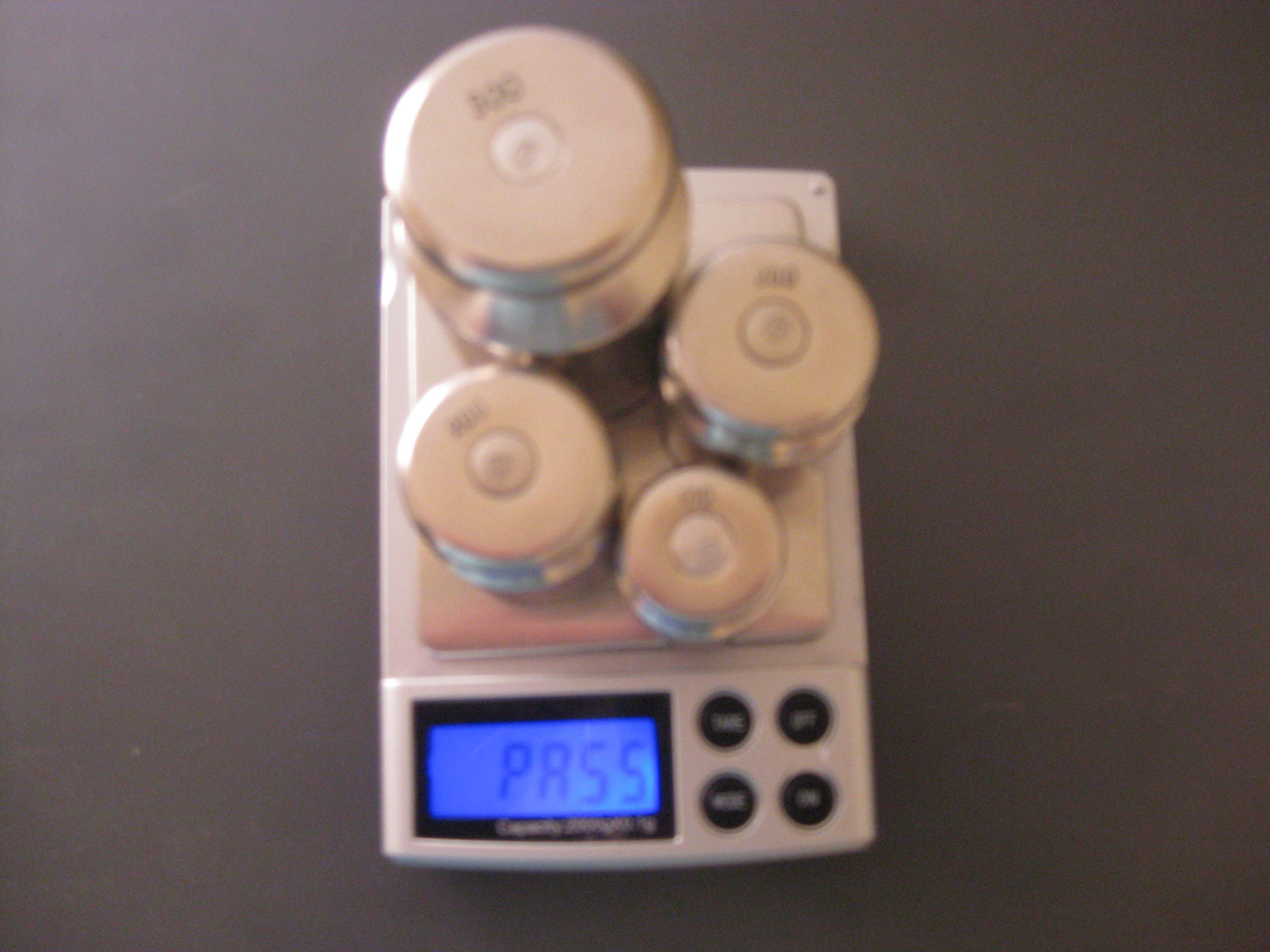 Настройка весов M2000,(фото 5)