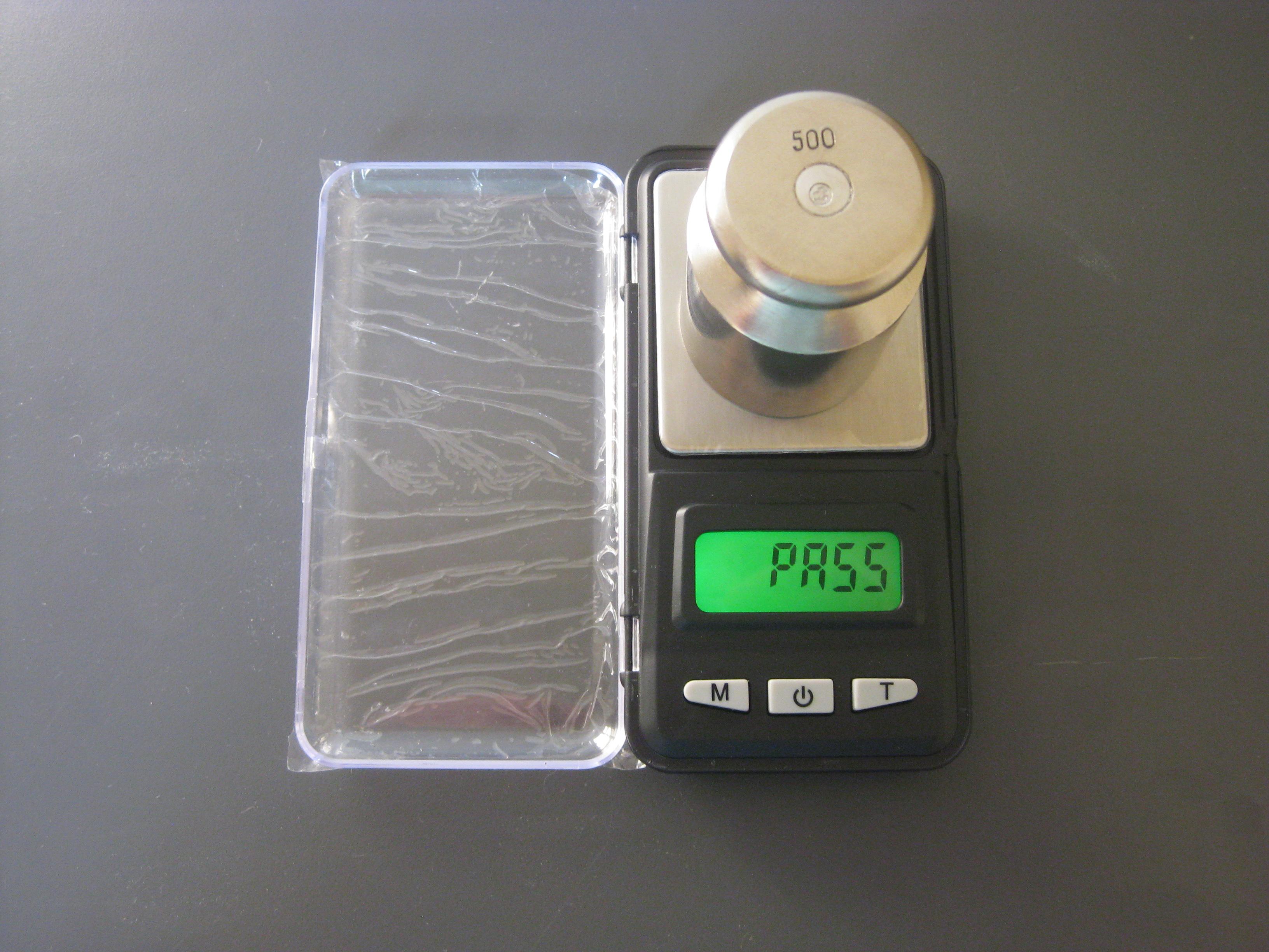 Настройка весов OEM500,(фото 4)