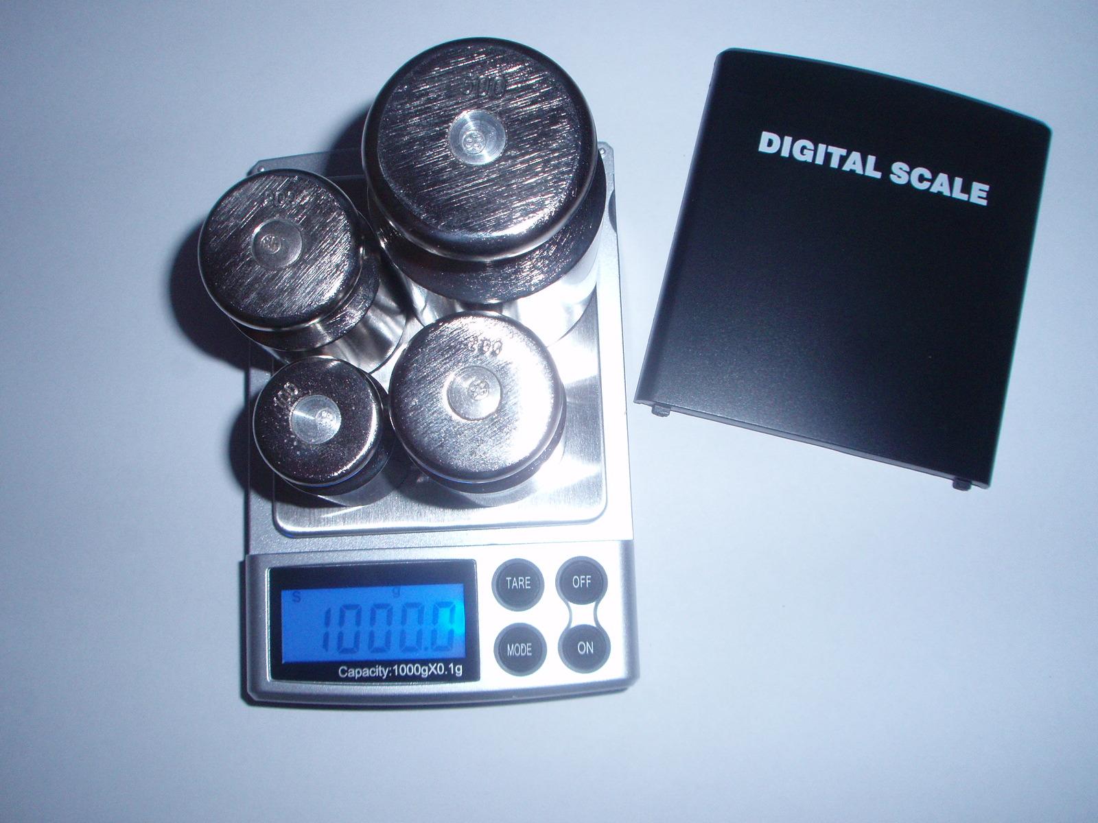 Настройка весов M1000,(фото 6)