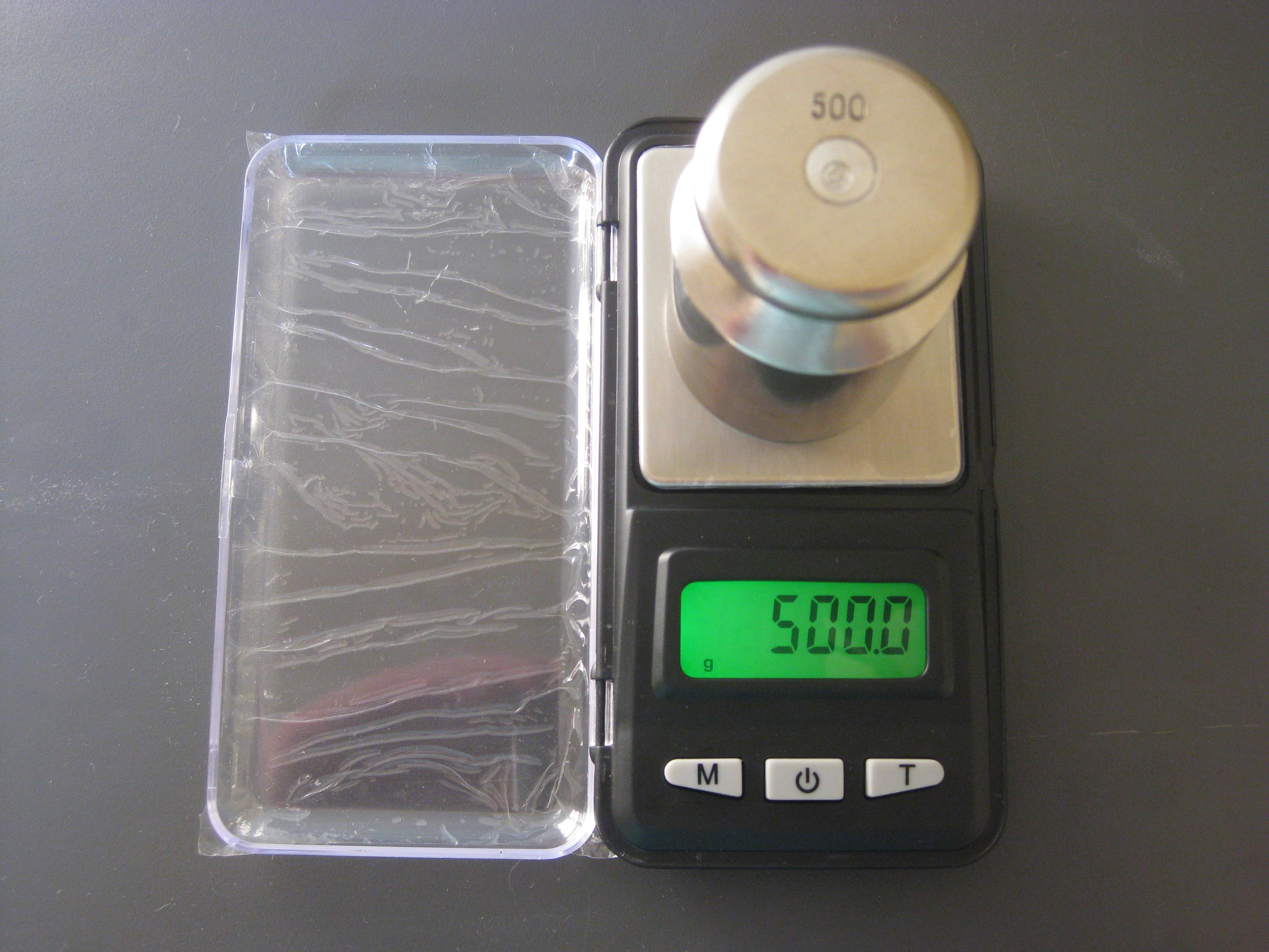 Настройка весов OEM500,(фото 6)