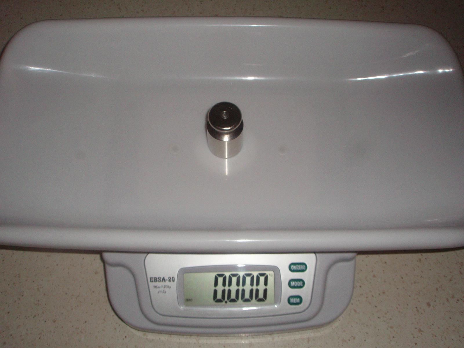 Детские весы EBSA-20,(фото 5)