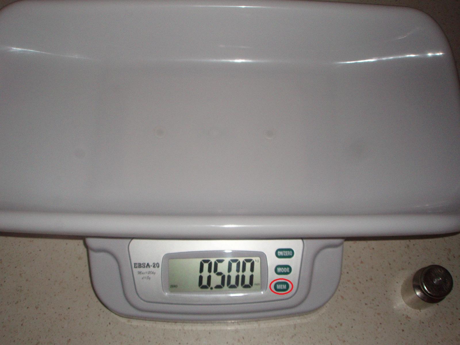 Детские весы EBSA-20,(фото 7)