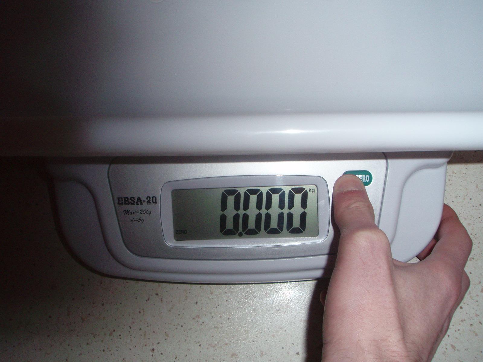 Детские весы EBSA-20,(фото 8)